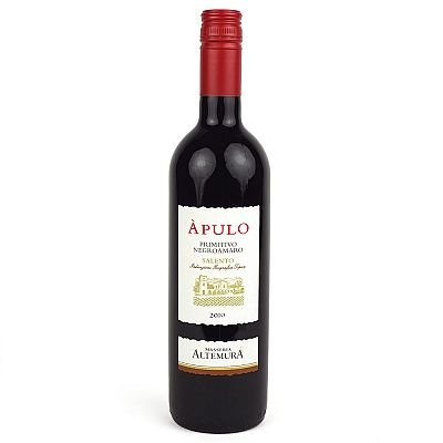 Apulo Rood 75cl