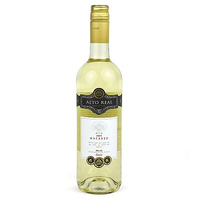 Alto Real Macabeo White 75cl
